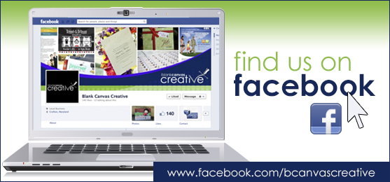 Find Us On Facebook - Home Page Rotation